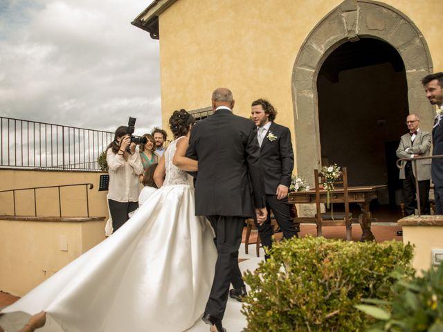 Il matrimonio di Duccio e Francesca a Vinci, Firenze 30