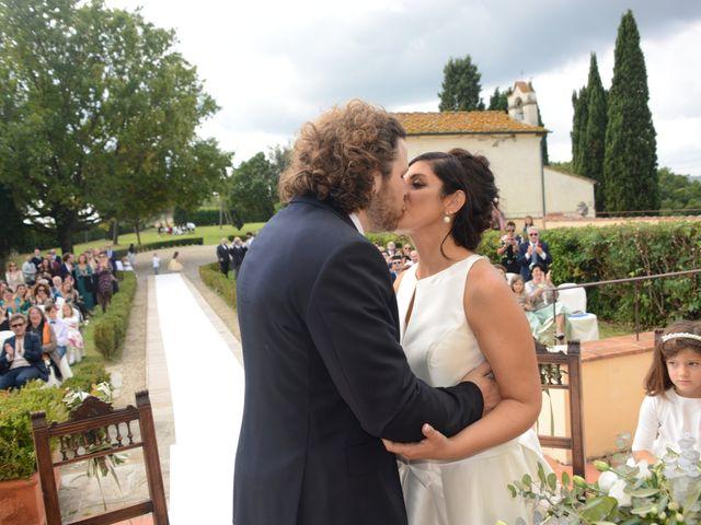Il matrimonio di Duccio e Francesca a Vinci, Firenze 39