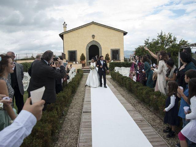 Il matrimonio di Duccio e Francesca a Vinci, Firenze 40