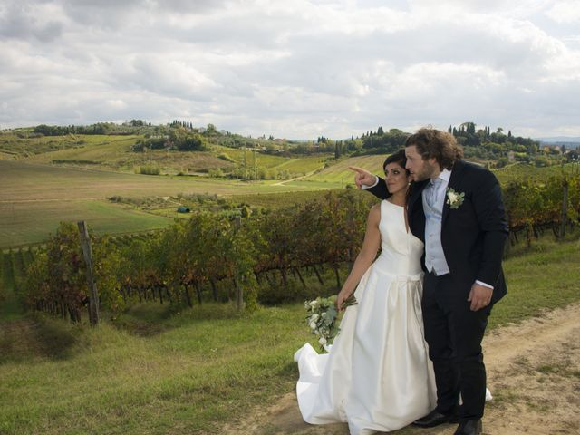 Il matrimonio di Duccio e Francesca a Vinci, Firenze 50