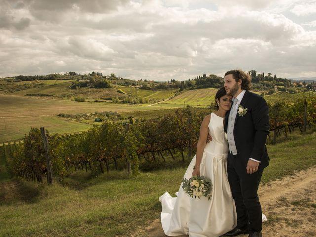 Il matrimonio di Duccio e Francesca a Vinci, Firenze 51