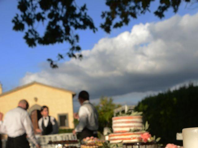 Il matrimonio di Duccio e Francesca a Vinci, Firenze 52