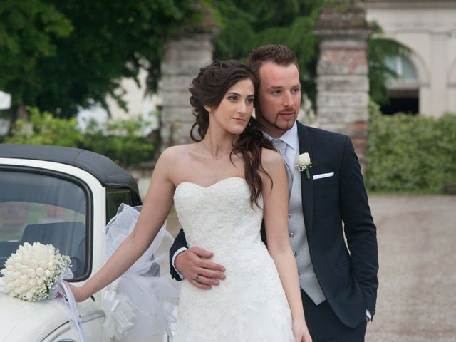 Il matrimonio di Andrea e Nicol a Cittadella, Padova 7