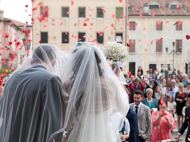 Il matrimonio di Andrea e Nicol a Cittadella, Padova 11