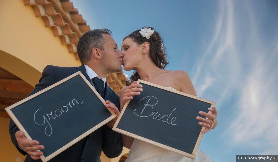 Il matrimonio di Gigi e Federica a Lodè, Nuoro