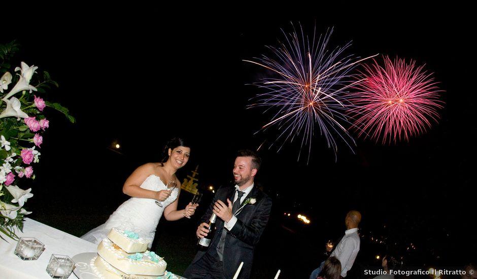 Il matrimonio di Simon e Samantha a Lecco, Lecco