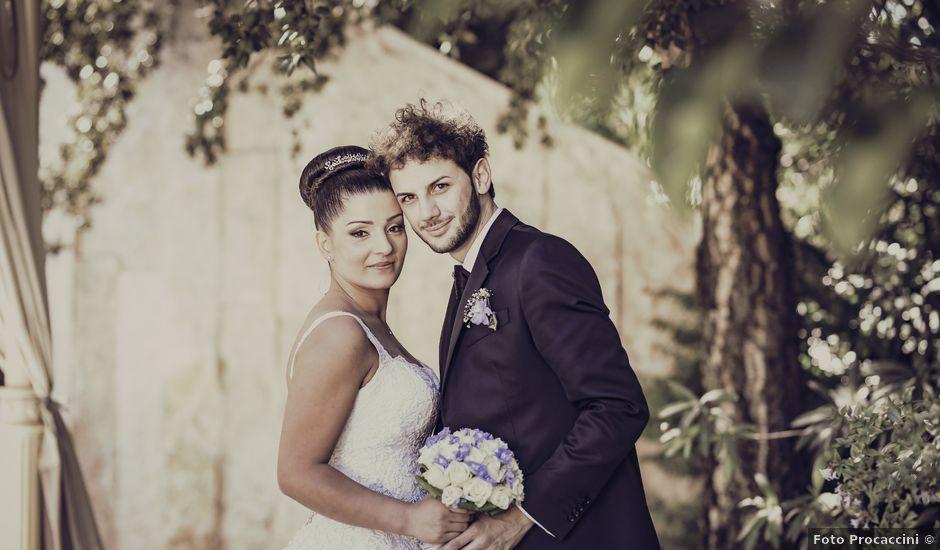 Il matrimonio di Oscar e Giuliana a Montesarchio, Benevento