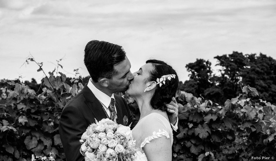 Il matrimonio di Alessandro e Valentina a Erbusco, Brescia