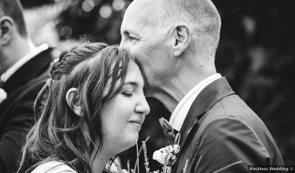Il matrimonio di Duncan e Selene a Massa, Massa Carrara