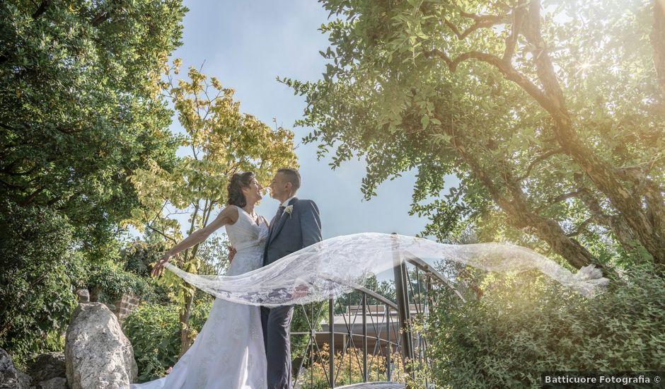 Il matrimonio di Davide e Giulia a Erbusco, Brescia