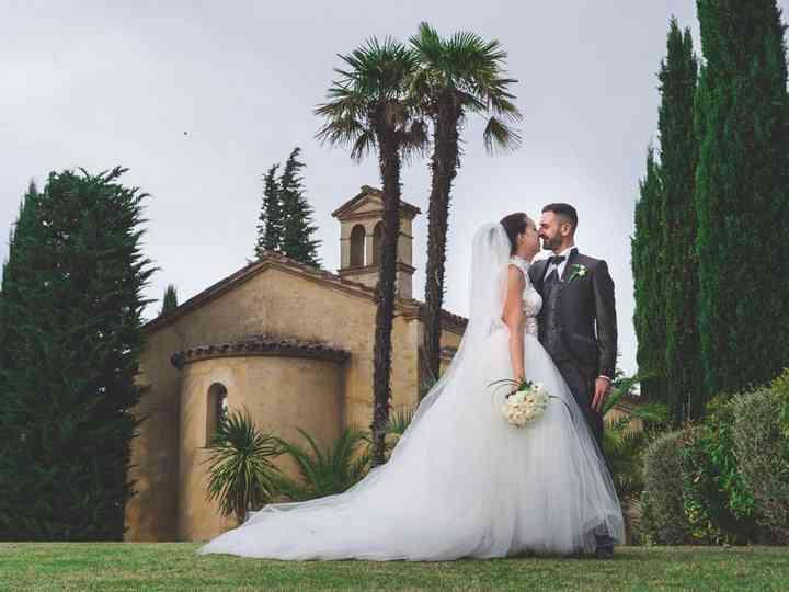 Le nozze di Claudia e Luca