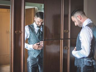 Le nozze di Claudia e Luca 2