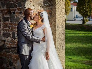 Le nozze di Tatiana e Marques