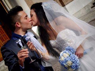 Le nozze di Valentina e Gerry