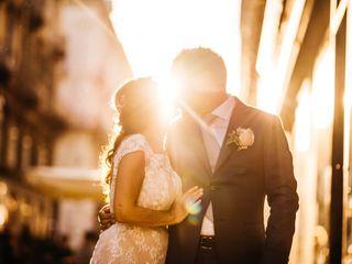 Le nozze di Luisella e Salvatore