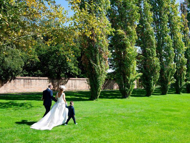 Il matrimonio di Daniele e Gessica a Tolentino, Macerata 1