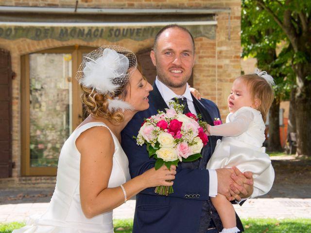 Il matrimonio di Daniele e Gessica a Tolentino, Macerata 4