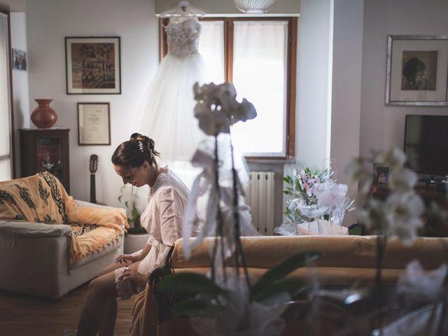 Il matrimonio di Luca e Claudia a Sant'Ippolito, Pesaro - Urbino 6