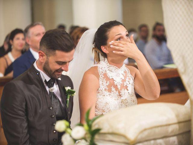 Il matrimonio di Luca e Claudia a Sant'Ippolito, Pesaro - Urbino 11