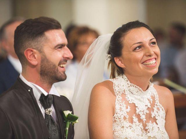 Il matrimonio di Luca e Claudia a Sant'Ippolito, Pesaro - Urbino 12
