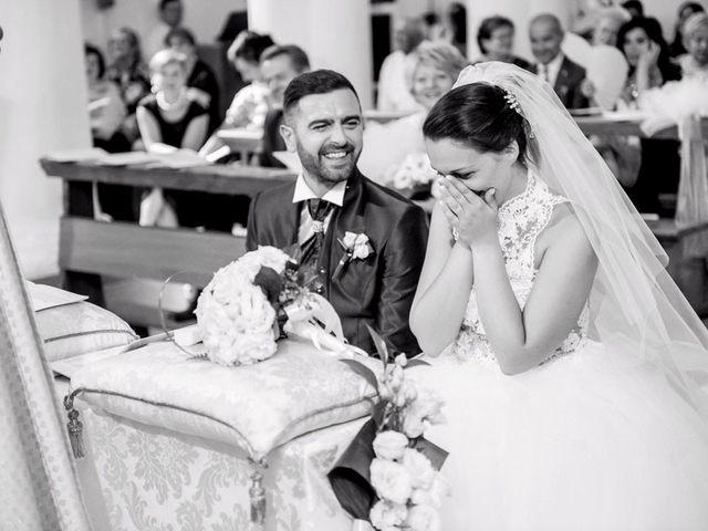 Il matrimonio di Luca e Claudia a Sant'Ippolito, Pesaro - Urbino 13