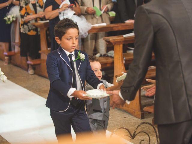 Il matrimonio di Luca e Claudia a Sant'Ippolito, Pesaro - Urbino 14