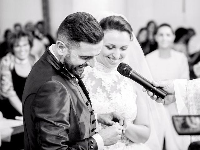 Il matrimonio di Luca e Claudia a Sant'Ippolito, Pesaro - Urbino 15