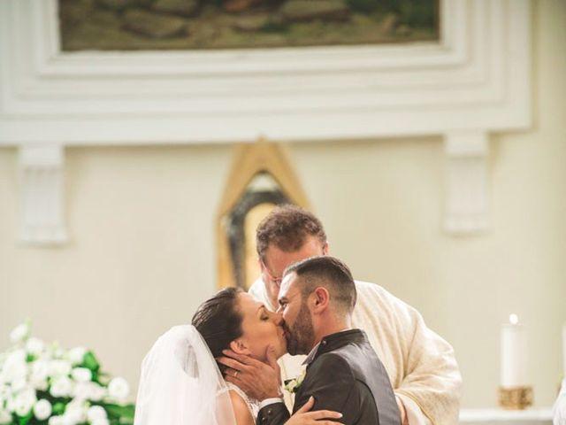 Il matrimonio di Luca e Claudia a Sant'Ippolito, Pesaro - Urbino 18