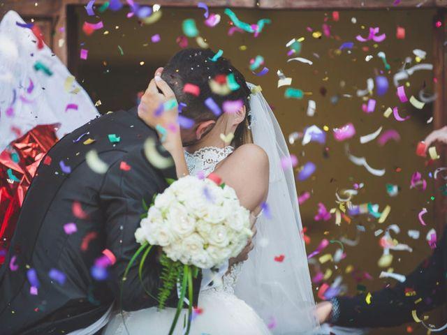Il matrimonio di Luca e Claudia a Sant'Ippolito, Pesaro - Urbino 19