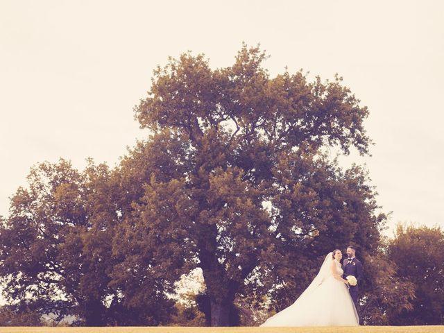 Il matrimonio di Luca e Claudia a Sant'Ippolito, Pesaro - Urbino 1