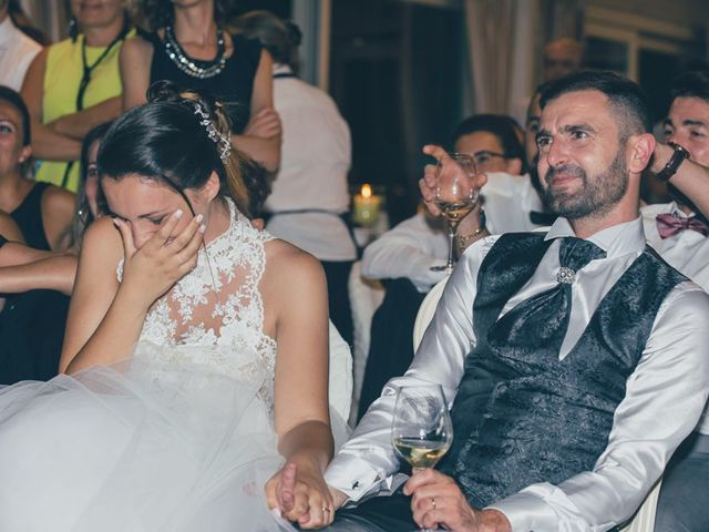 Il matrimonio di Luca e Claudia a Sant'Ippolito, Pesaro - Urbino 22