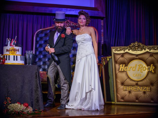 Le nozze di Ramona e Andrea