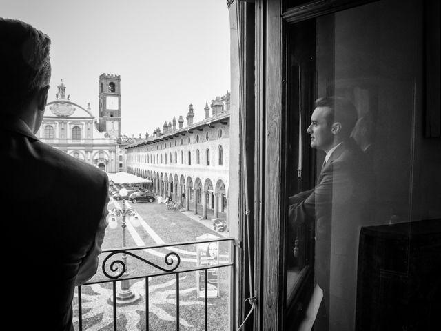 Il matrimonio di Gianfrancesco e Simona a Vigevano, Pavia 4