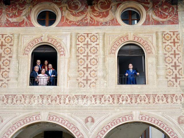 Il matrimonio di Gianfrancesco e Simona a Vigevano, Pavia 5
