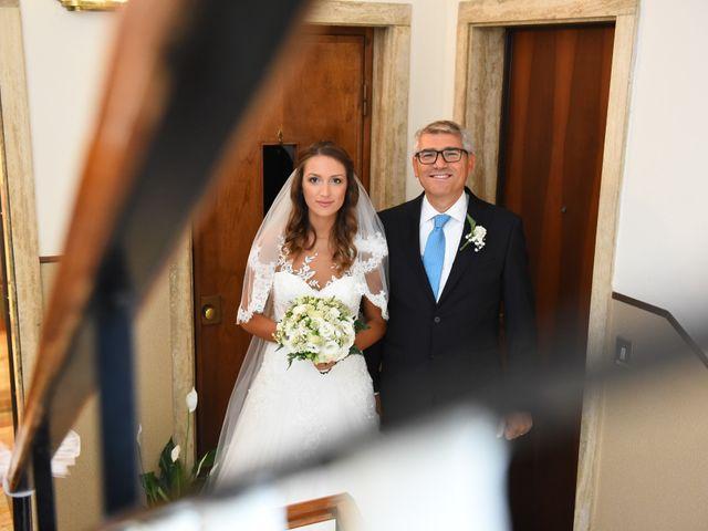 Il matrimonio di Gianfrancesco e Simona a Vigevano, Pavia 13