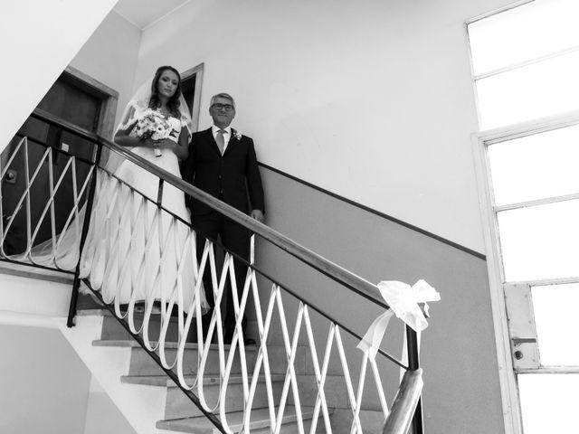 Il matrimonio di Gianfrancesco e Simona a Vigevano, Pavia 14