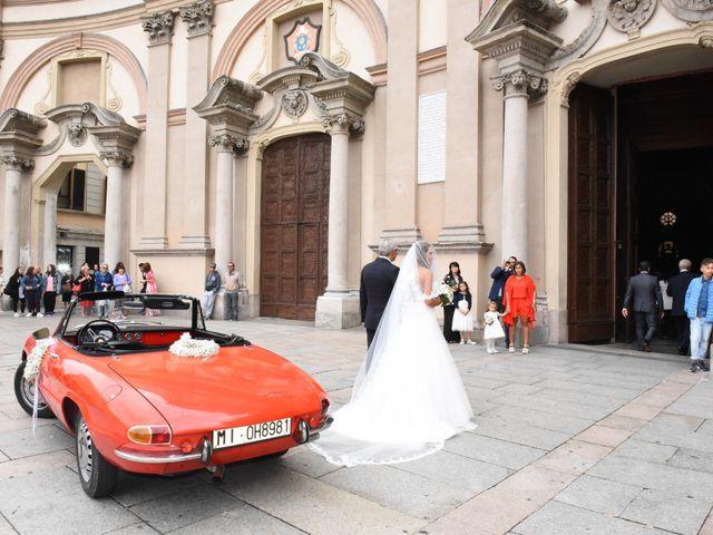 Il matrimonio di Gianfrancesco e Simona a Vigevano, Pavia 18