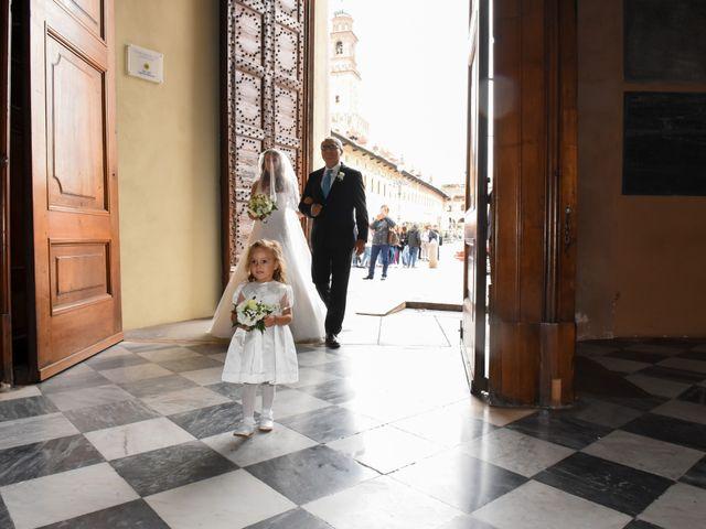 Il matrimonio di Gianfrancesco e Simona a Vigevano, Pavia 20