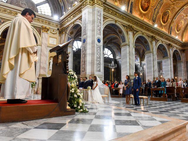 Il matrimonio di Gianfrancesco e Simona a Vigevano, Pavia 24