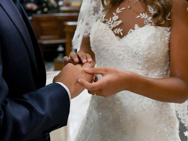 Il matrimonio di Gianfrancesco e Simona a Vigevano, Pavia 27