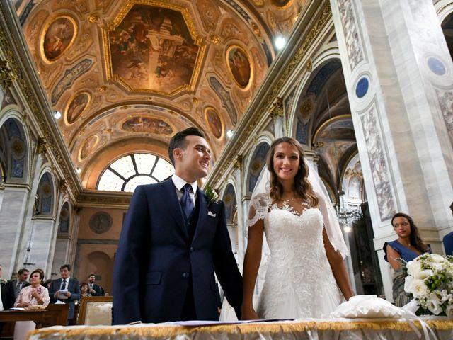 Il matrimonio di Gianfrancesco e Simona a Vigevano, Pavia 28