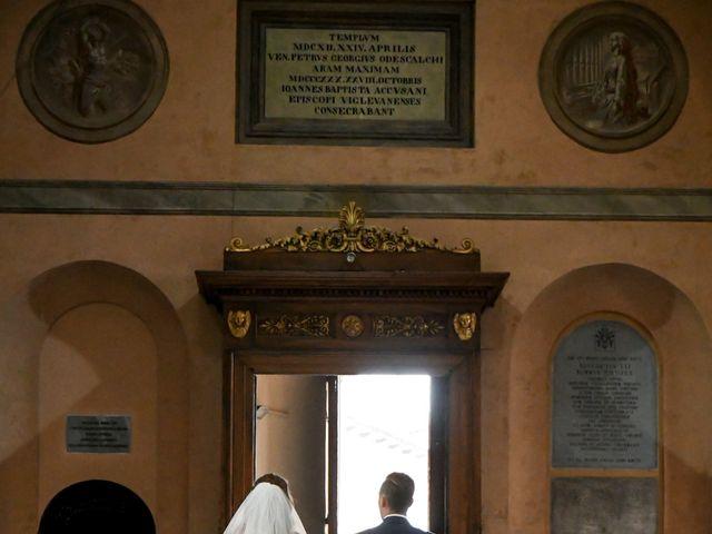Il matrimonio di Gianfrancesco e Simona a Vigevano, Pavia 29