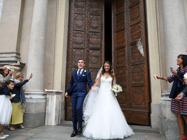 Il matrimonio di Gianfrancesco e Simona a Vigevano, Pavia 31