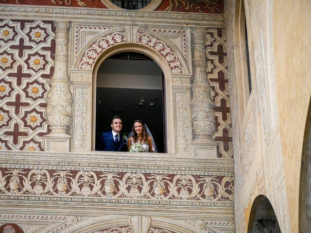 Il matrimonio di Gianfrancesco e Simona a Vigevano, Pavia 33