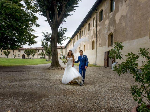 Il matrimonio di Gianfrancesco e Simona a Vigevano, Pavia 37