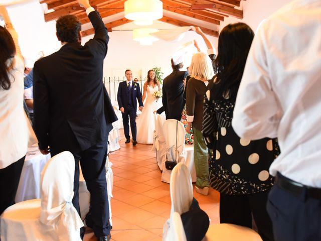 Il matrimonio di Gianfrancesco e Simona a Vigevano, Pavia 55