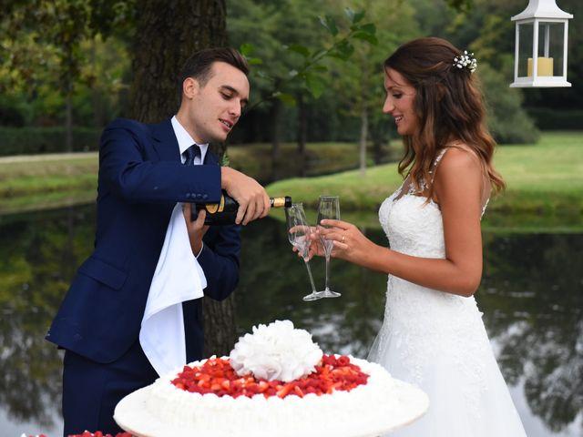 Il matrimonio di Gianfrancesco e Simona a Vigevano, Pavia 59