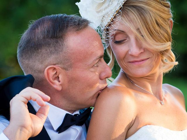 Il matrimonio di Paolo e Terry a Bassano Romano, Viterbo 3
