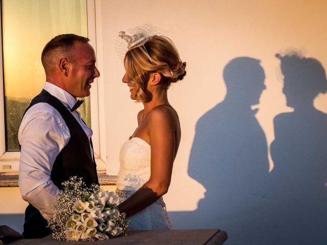Il matrimonio di Paolo e Terry a Bassano Romano, Viterbo 5