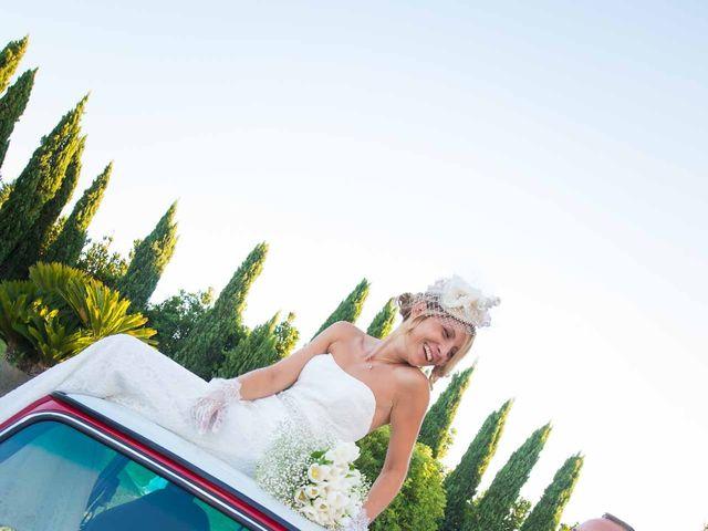 Il matrimonio di Paolo e Terry a Bassano Romano, Viterbo 7